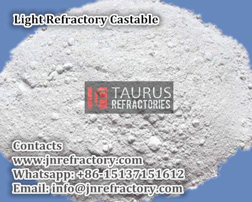 Light-weight Castable Refractory
